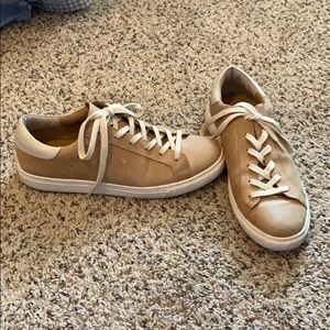 Leather Lucky Brand Sneakers